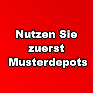 Musterdepots